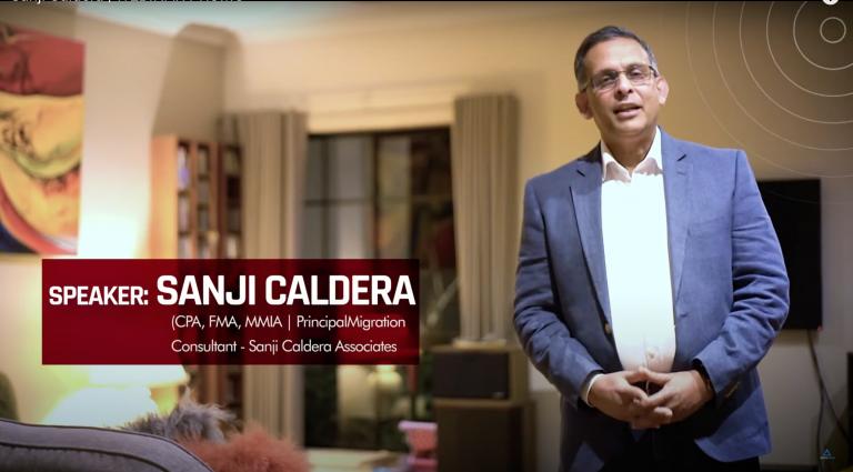 Sanji Caldera Associates