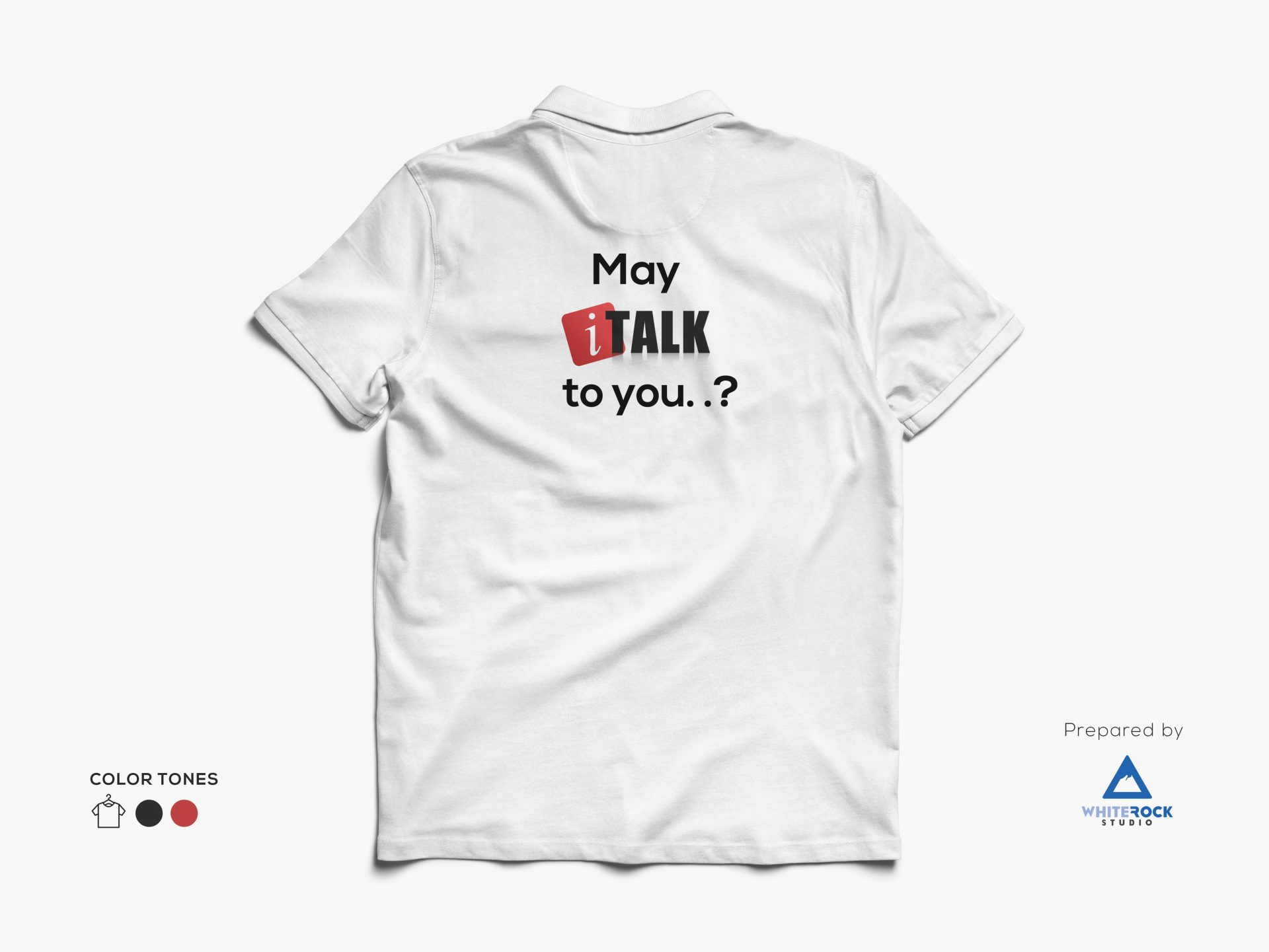 I Talk – Apparel Design