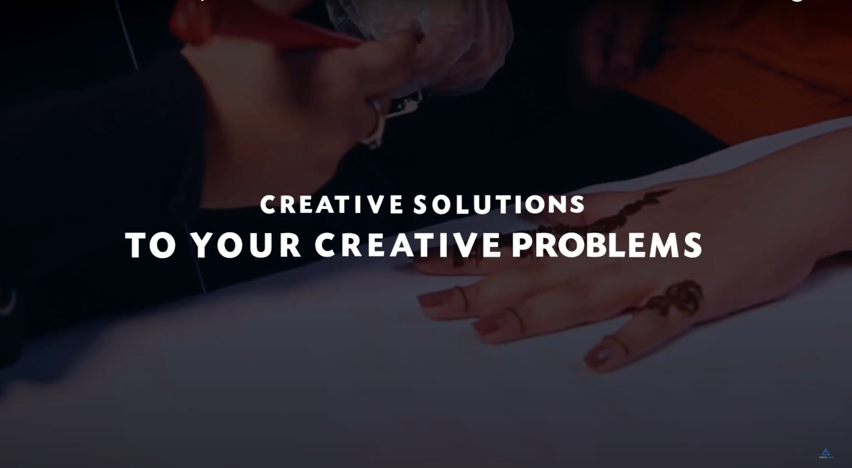 Whiterock Studio | Creatively Driven Solutions